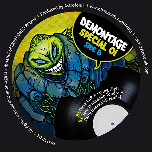Gaex & Karaoke Tundra-Party(Dave.LXR remix) DMTSP01 master