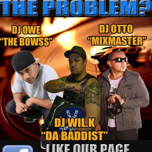 TEAM WHATS THE PROBLEM - VOL 3 (LIVE)