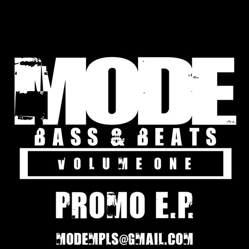 MODE CD:001 Bass & Beats Promo EP