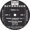 Round Midnight - Thelonious Monk (1947)