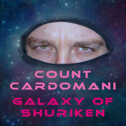 Galaxy Of Shuriken