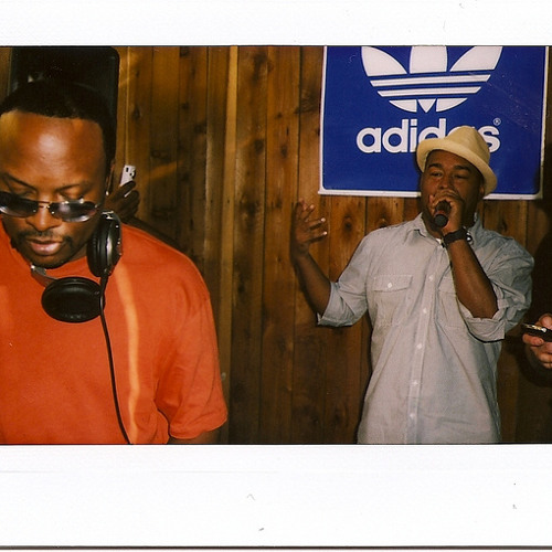 Jazzy Jeff & Skillz Live @ The Do-Over July 11th 2010