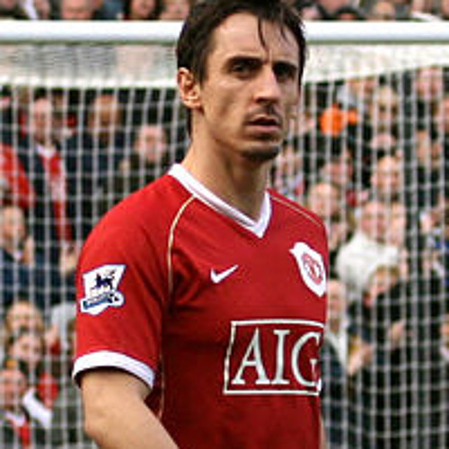 Gary Neville's Champion's league commentary