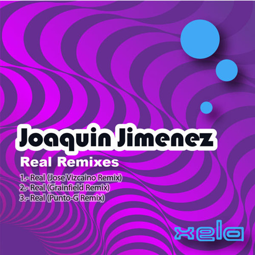 Joaquin Jimenez - Real (PUNTO-G Remix) out on 09-15-11 [Xela Digital]