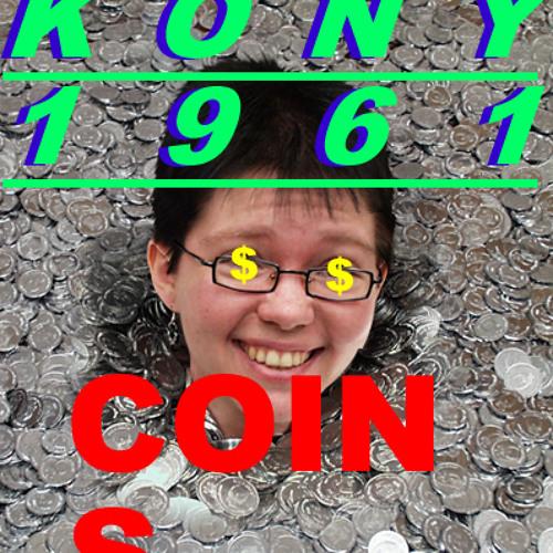KONY1961 - Coins (Ronald Reagan Remix)