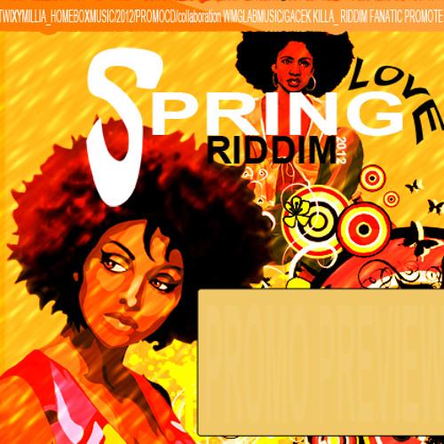 SPRING LOVE RIDDIM