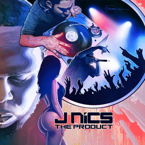 J . NiCS - Last Day ft. Phresh James (Produced by Bodega Creative Co.)