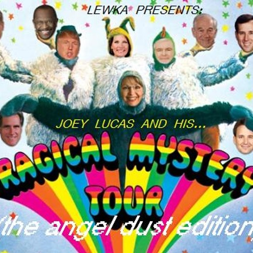 LEWKA PRESENTS JOEY LUCAS AND HIS TRAGICAL MYSTERY TOUR Pt 3