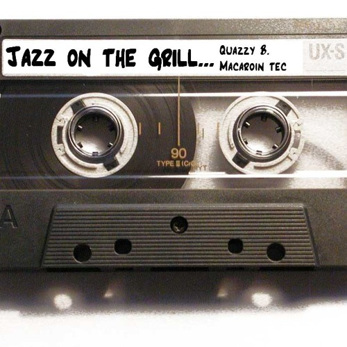 Jazz on the grill mix