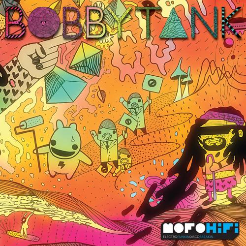 Bobby Tank - Vector Beach