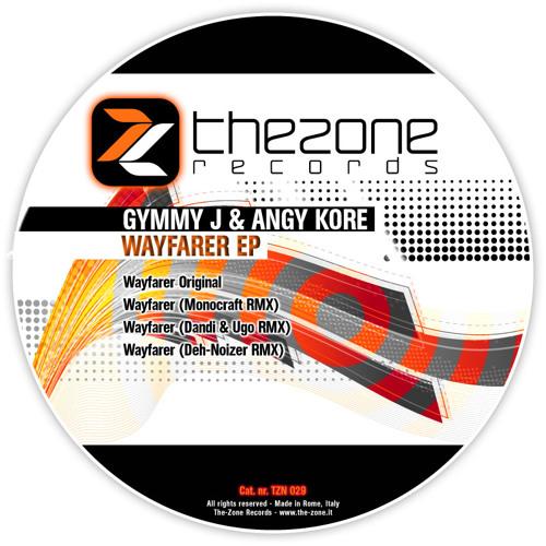 TZN029 - GYMMY J & ANGY KORE - WAYFARER EP (Preview)