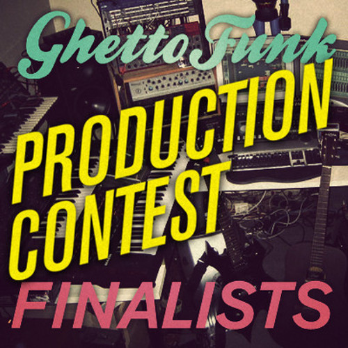 J-Sound - Give Me The Rhythm (Ghettofunk Production Contest Runner Up 2012)