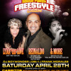Download Freestyle mix april2012 with drops Mp3