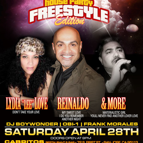 Freestyle mix april2012 with drops