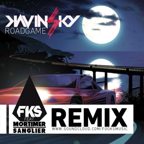 MORTIMER SANGLIER - Kavinsky RoadGame Mortimer Sanglier  Fooks Remix -Click Buy for free download !