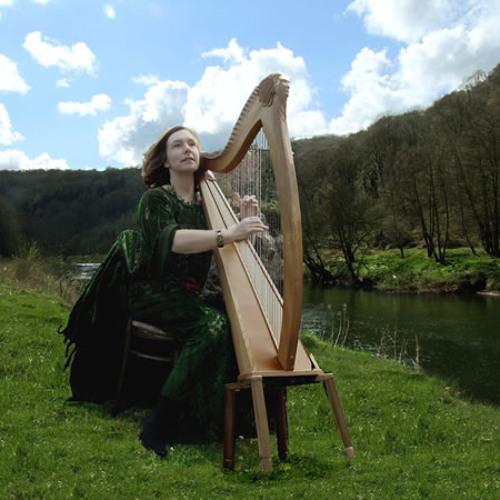 01 - Vanessa Mae - Irish Celtic Harp Greensleeves Chords - Chordify