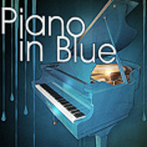cinesamples piano in blue