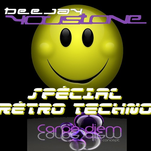 Youstone spécial rétro techno