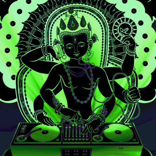 TURN UP THE MUSIC / 1000 BUDDHAS  (ELECTRO DUB COLLECTIVE MASH-UP) PLEASE COMMENT!!!