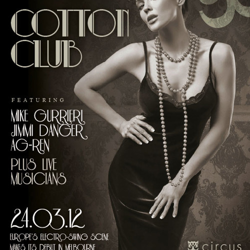 Electro Swing at Cotton Club - Chris Callander