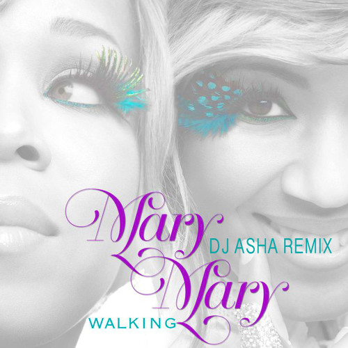 Walking (DJ Asha Club Mix)