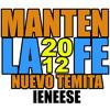 Manten La Fe (Ieneese) 2012 Beat Erk   PRONTO DISCO 2012