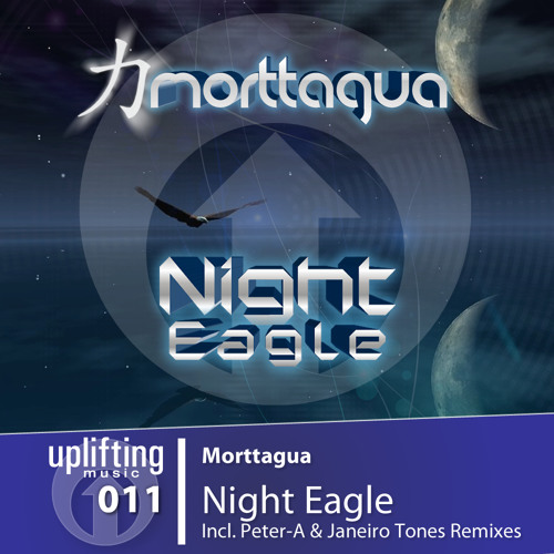 UPL011 - Night Eagle (Original, Deep, Peter-A and Janeiro Tones mixes) Out Now!