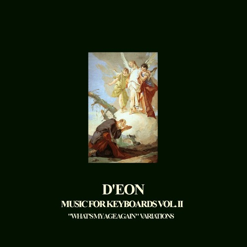 d'Eon - Music For Keyboards Vol. 2