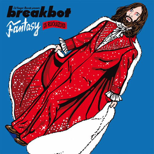 "BREAKBOT feat. Ruckazoid ""FANTASY"" (VIDEO VILLAGE remix)"
