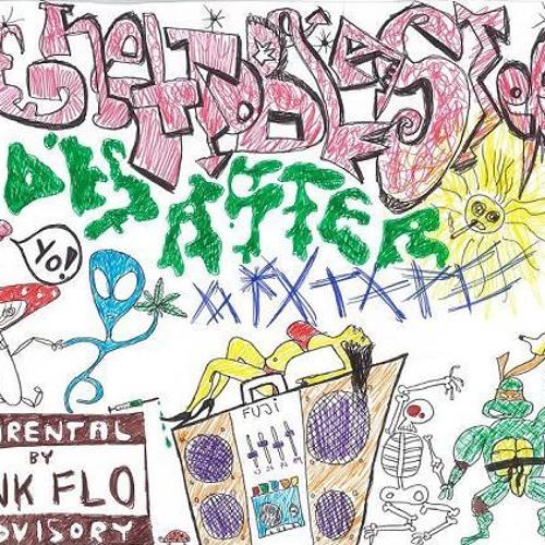 Ink Flo - Ghettoblaster Disaster Mixtape