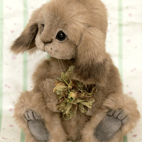 Dream of a teddy rabbit (In Collaboration with V.Slon). Mp3