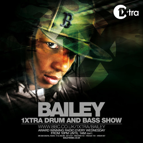 D&B with Bailey - Optiv & BTK Guest Mix - BBC 1xtra