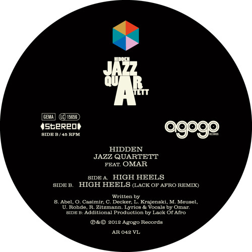 Hidden Jazz Quartett feat. Omar (Original & Lack Of Afro Remix)