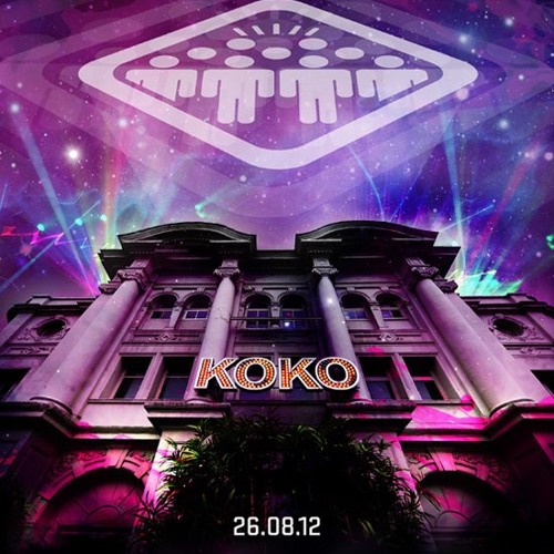 Jody 6 - Frantic 2012 Promo Mix - Frantic 15th Birthday at Koko London 26 Aug 2012