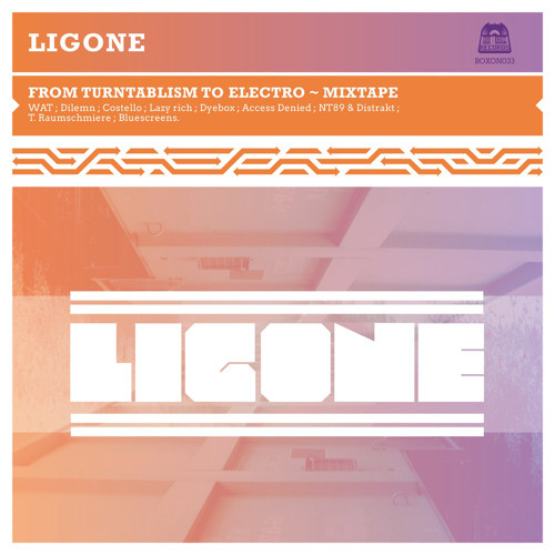 "LigOne ""From Turntablism To Electro"" // NOW FREE DOWNLOAD  !"