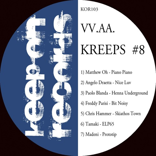 FREDDY PARISI - Bit Noisy [Keep On Records]