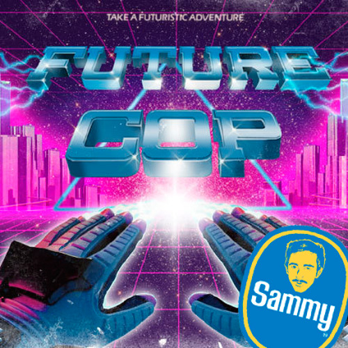 Futurecop! - Into The Future (Sammy Bananas Strobelight Remix)
