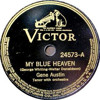Gene Austin - My Blue Heaven Yesterday (1942)