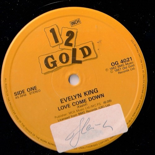 Love Come Down - Evelyn Champagne King [Jou Rework]
