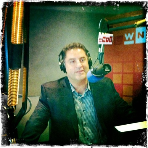 Cenk Uygur of the Young Turks