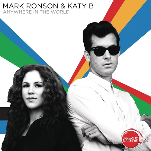 Mark Ronson & Katy B - Anywhere In The World Remix (Joni Ljungqvist Remix)