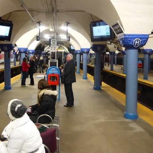 Blogsound: Path Train Christopher Street --> Hoboken, New Jersey