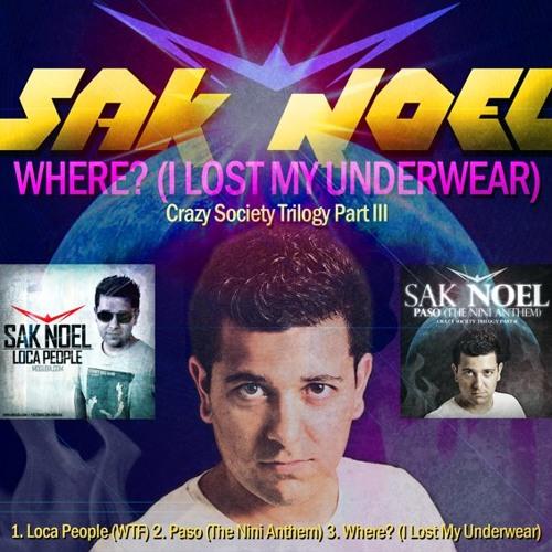 Sak Noel - Where?