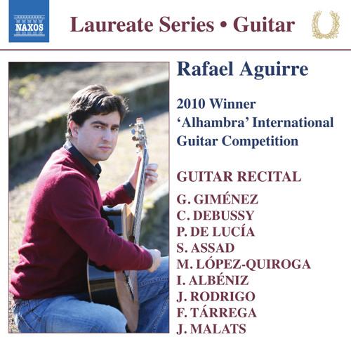 Rafael Aguirre - Guitar Recital (Album-Snippet)