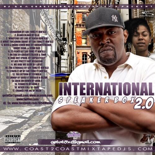 The Struggle (Three Six Mafia - Late Nite Tip Remix) Sir Tomz ft Nih'illi