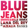 Download Lana Del Rey - Blue Jeans ft. Azealia Banks (Smims&Belle Extended Remix) Mp3