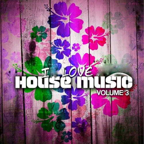 S.O.S ENT PRESENTS  I LOVE HOUSE MUSIC VOL.3