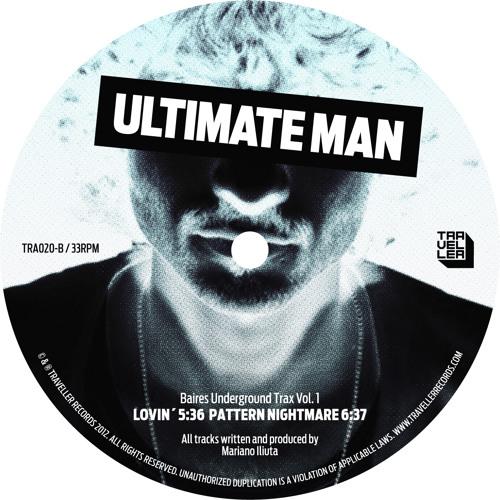 "Ultimate Man - ""Pattern Nightmare"""