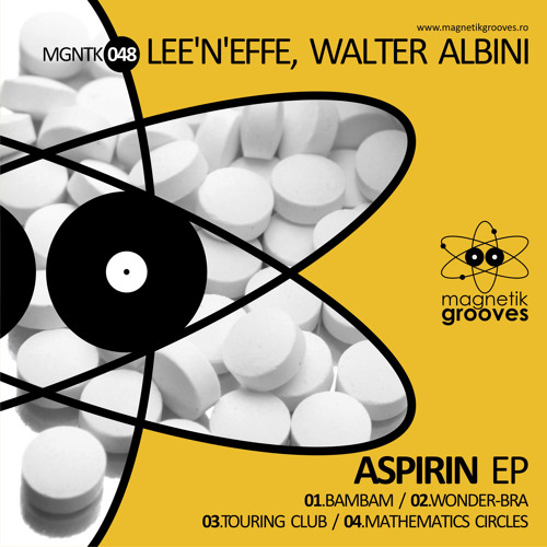 Lee'n'Effe, Walter Albini - Mathematics Circles (Original Mix)