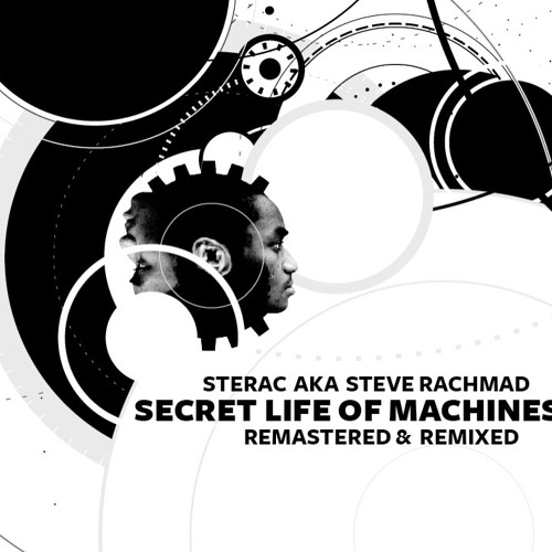 PREVIEW | Sterac aka Steve Rachmad - Astronotes 2.5